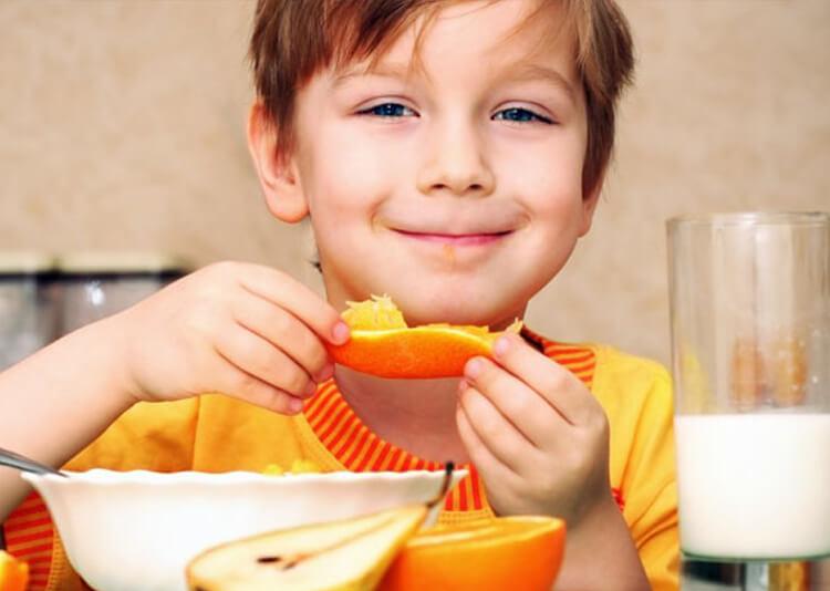 Beslenme ve Çocuk